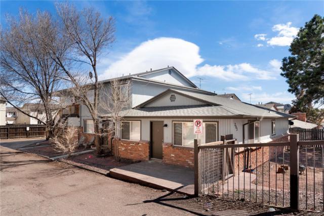 303 University Drive, Colorado Springs, CO 80910 (MLS #6997959) :: 8z Real Estate