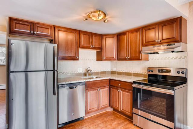 701 E Bayaud Avenue #8, Denver, CO 80209 (#6998098) :: Bring Home Denver