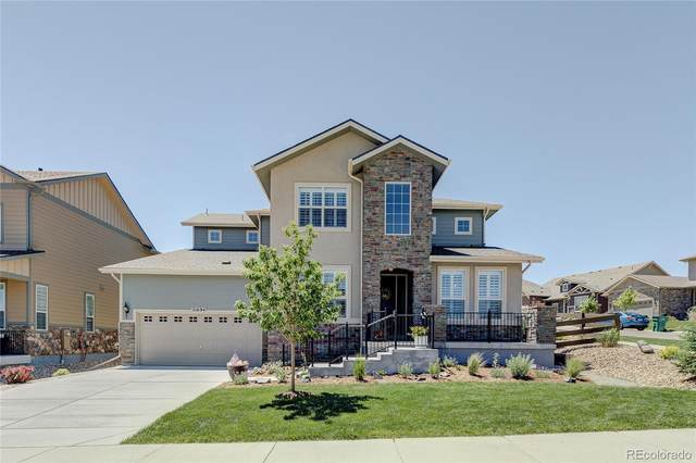 21694 Discovery Avenue, Parker, CO 80138 (#6998220) :: The Gilbert Group