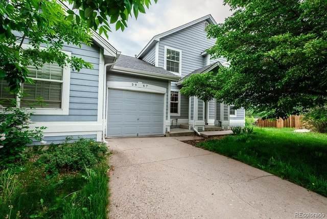 3967 Hoyt Court, Wheat Ridge, CO 80033 (#6999112) :: Wisdom Real Estate