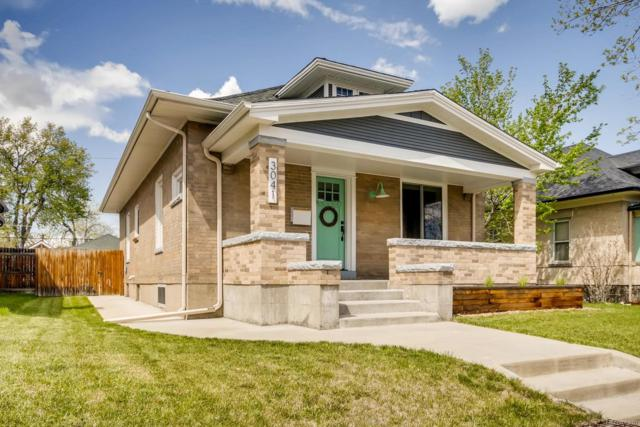 3041 W Clyde Place, Denver, CO 80211 (#6999407) :: House Hunters Colorado