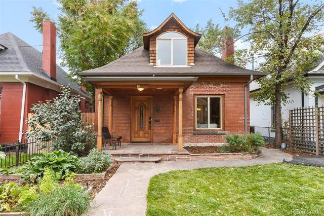 3314 N Franklin Street, Denver, CO 80205 (#6999678) :: Wisdom Real Estate