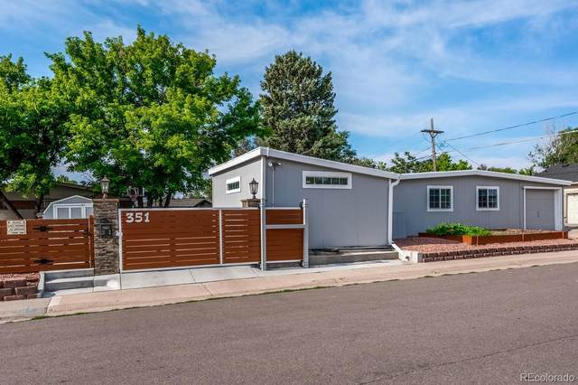 351 S Raleigh Street, Denver, CO 80219 (MLS #7000395) :: 8z Real Estate