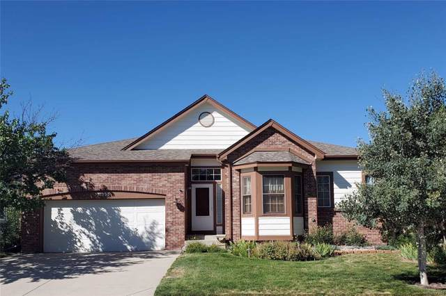 10295 Baneberry Place, Highlands Ranch, CO 80129 (MLS #7000662) :: The Sam Biller Home Team