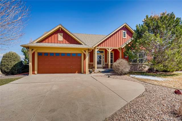 1308 Suncrest Road, Castle Rock, CO 80104 (MLS #7000941) :: The Sam Biller Home Team