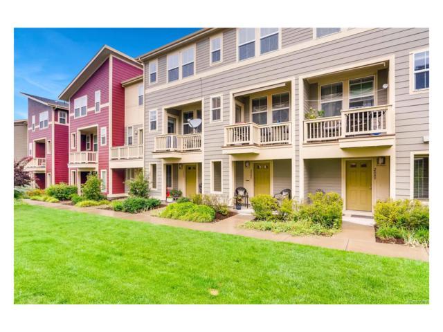 2885 Iola Street, Denver, CO 80238 (MLS #7002386) :: 8z Real Estate