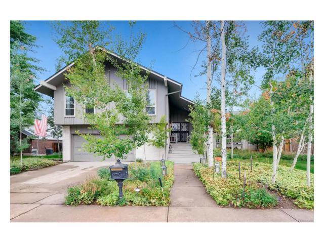 4040 S Spruce Street, Denver, CO 80237 (MLS #7002457) :: 8z Real Estate
