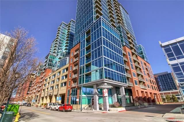 1700 Bassett Street #2102, Denver, CO 80202 (MLS #7002759) :: 8z Real Estate