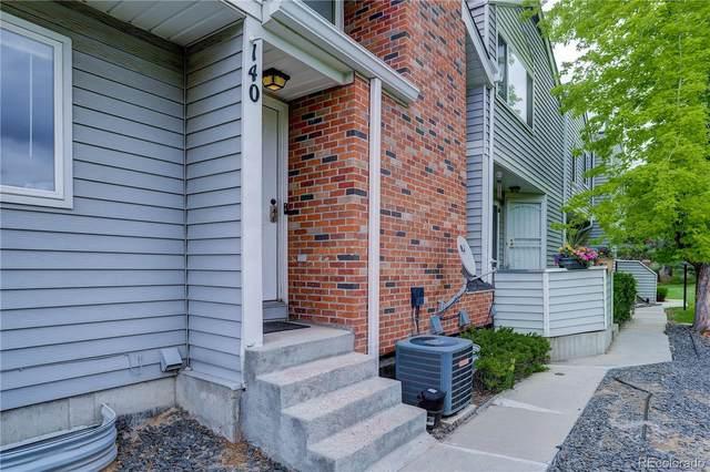 140 S Moline Street, Aurora, CO 80012 (MLS #7002887) :: The Sam Biller Home Team
