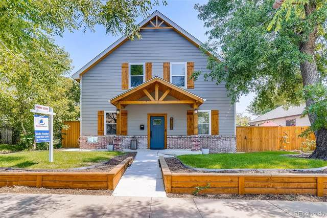 4760 Elm Court, Denver, CO 80211 (MLS #7003287) :: The Sam Biller Home Team