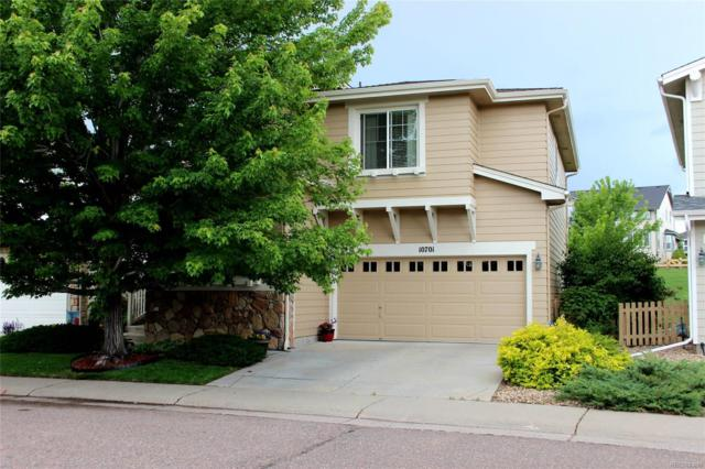 10701 Evondale Street, Highlands Ranch, CO 80126 (#7003846) :: The Dixon Group