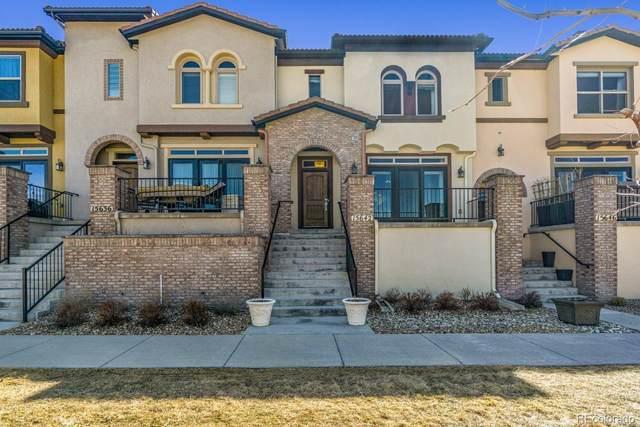 15642 W Wesley Avenue, Lakewood, CO 80228 (MLS #7004032) :: 8z Real Estate