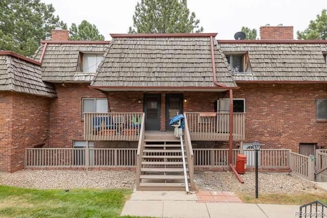 5401 E Warren Avenue #202, Denver, CO 80222 (MLS #7004204) :: Stephanie Kolesar