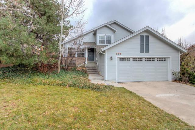 982 Thames Street, Highlands Ranch, CO 80126 (#7004205) :: The Heyl Group at Keller Williams
