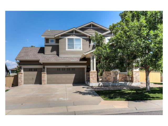 10545 Wagon Box Circle, Highlands Ranch, CO 80130 (#7004293) :: The City and Mountains Group