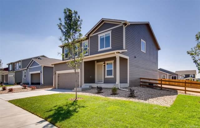 400 Mesa Avenue, Lochbuie, CO 80603 (MLS #7004447) :: 8z Real Estate