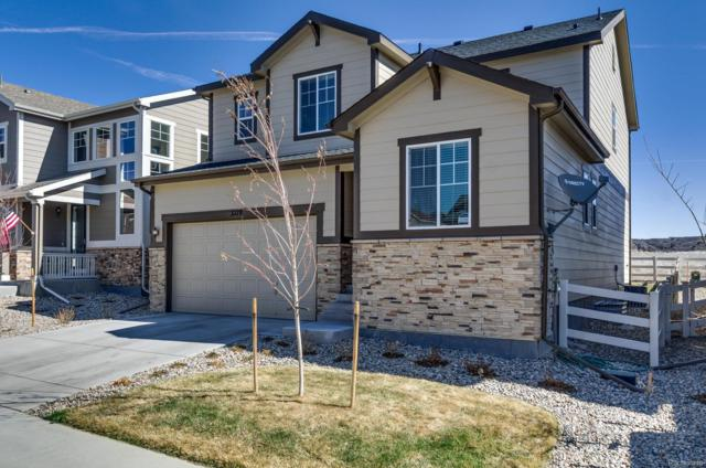3278 Shoveler Trail, Castle Rock, CO 80104 (#7004538) :: Bicker Realty