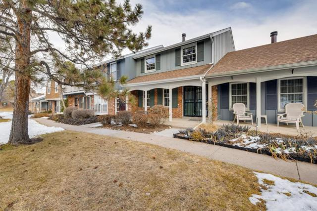 9032 E Amherst Drive E, Denver, CO 80231 (MLS #7004683) :: The Biller Ringenberg Group