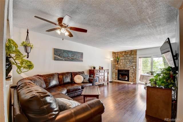 15911 E Dakota Place #104, Aurora, CO 80017 (#7004770) :: The Harling Team @ Homesmart Realty Group