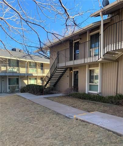 6495 E Happy Canyon Road #60, Denver, CO 80237 (#7005010) :: HomeSmart