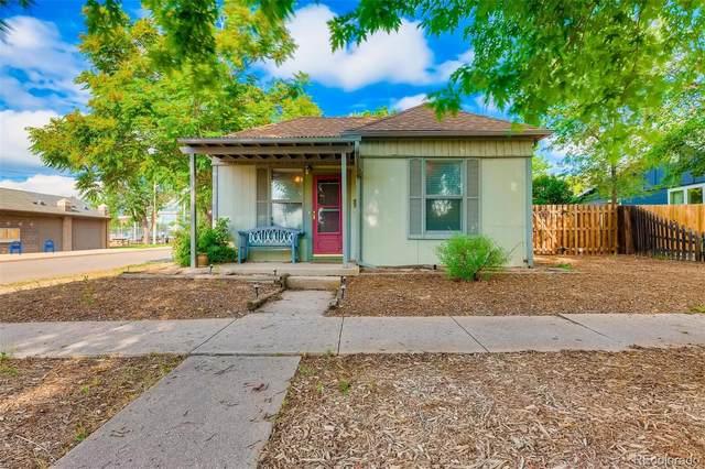 2401 Benton Street, Edgewater, CO 80214 (MLS #7005118) :: Kittle Real Estate