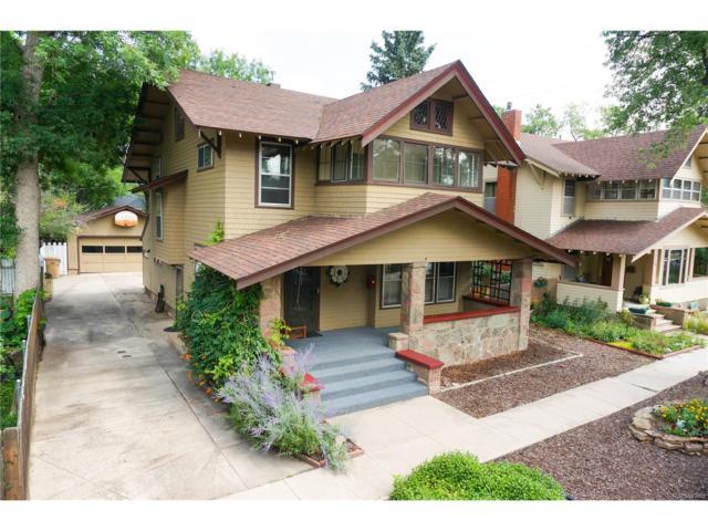 210 E Washington Street, Colorado Springs, CO 80907 (MLS #7005217) :: 8z Real Estate