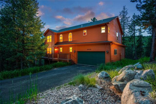 6955 Sprucedale Park Way, Evergreen, CO 80439 (#7005225) :: The Heyl Group at Keller Williams