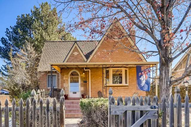 2910 Clermont Street, Denver, CO 80207 (#7005238) :: Re/Max Structure