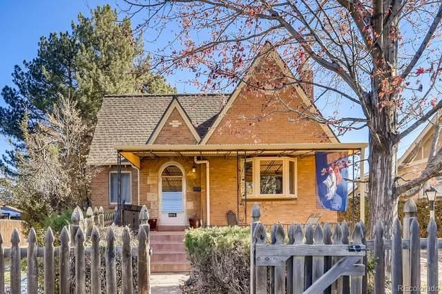 2910 Clermont Street, Denver, CO 80207 (MLS #7005238) :: Kittle Real Estate