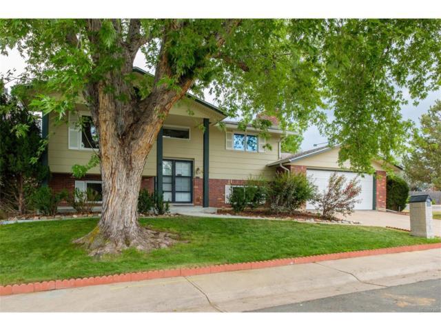 4892 S Xenia Street, Denver, CO 80237 (MLS #7005502) :: 8z Real Estate