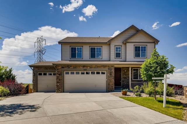 6001 S Irvington Court, Aurora, CO 80016 (#7005735) :: The Heyl Group at Keller Williams