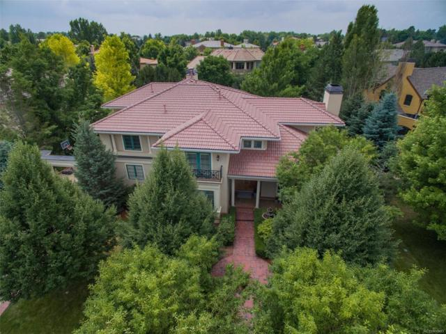 6 Foxtail Circle, Cherry Hills Village, CO 80113 (#7005954) :: The City and Mountains Group