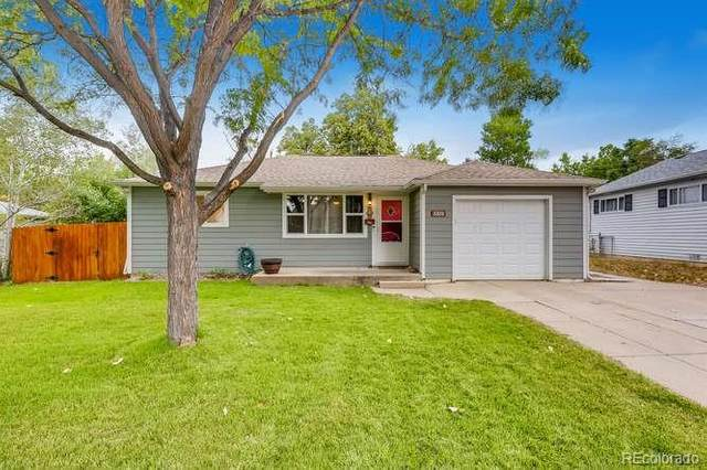 5815 S Lakeview Street, Littleton, CO 80120 (#7006276) :: The Heyl Group at Keller Williams
