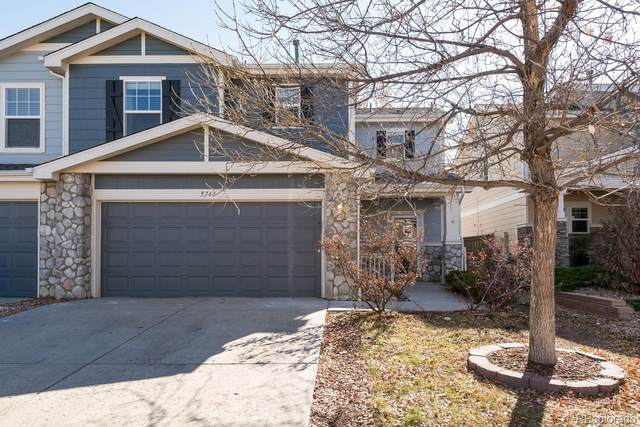 5743 Raleigh Circle, Castle Rock, CO 80104 (#7006330) :: Mile High Luxury Real Estate