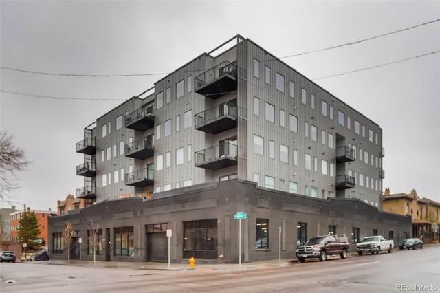 1300 N Ogden Street #203, Denver, CO 80218 (MLS #7006841) :: 8z Real Estate