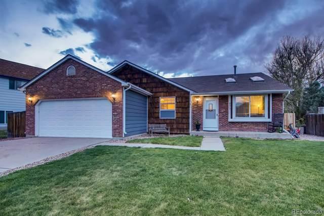 8475 Wheatgrass Circle, Parker, CO 80134 (#7006920) :: Briggs American Properties
