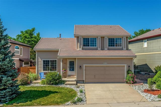4812 Fenwood Drive, Highlands Ranch, CO 80130 (#7007011) :: Colorado Home Finder Realty