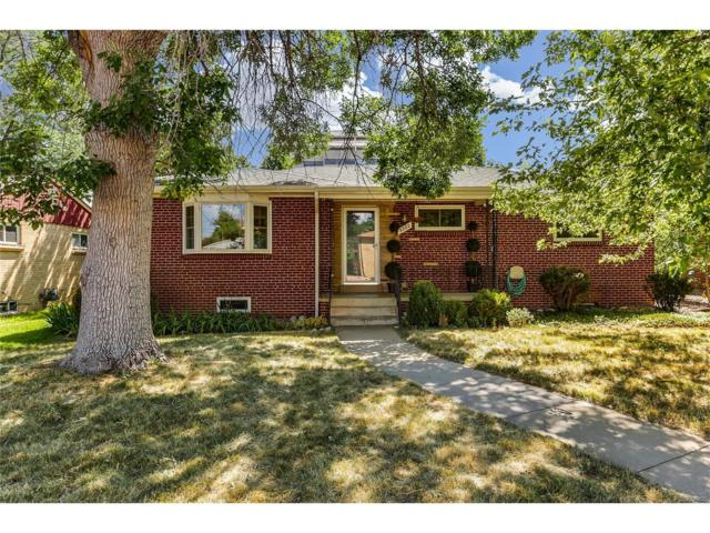 3382 Pontiac Street, Denver, CO 80207 (MLS #7007056) :: 8z Real Estate