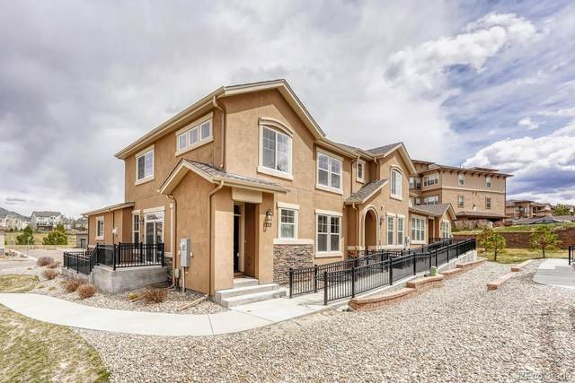 1323 Promontory Bluff View, Colorado Springs, CO 80921 (#7007137) :: Venterra Real Estate LLC
