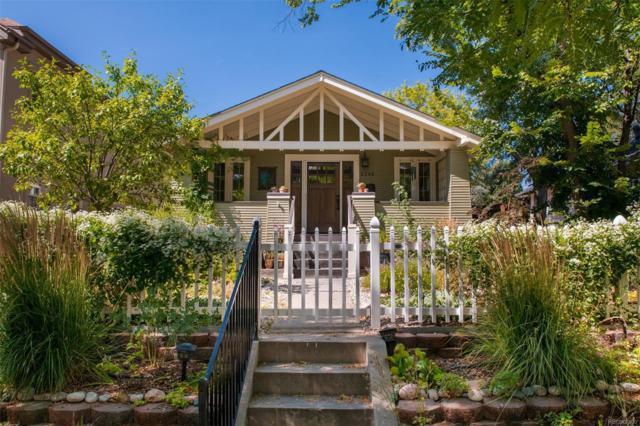 2243 S Marion Street, Denver, CO 80210 (MLS #7007251) :: 8z Real Estate