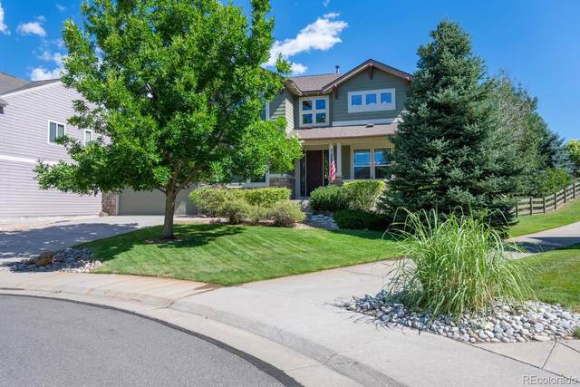 14541 W Bates Place, Lakewood, CO 80228 (MLS #7007278) :: 8z Real Estate