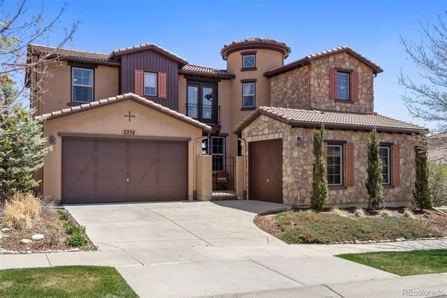 2256 S Loveland Street, Lakewood, CO 80228 (MLS #7007743) :: 8z Real Estate