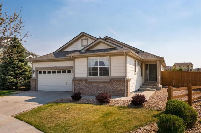 16093 E 106th Court, Commerce City, CO 80022 (#7007814) :: The Pete Cook Home Group