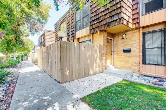 6410 Wright Street, Arvada, CO 80004 (#7007877) :: The Peak Properties Group