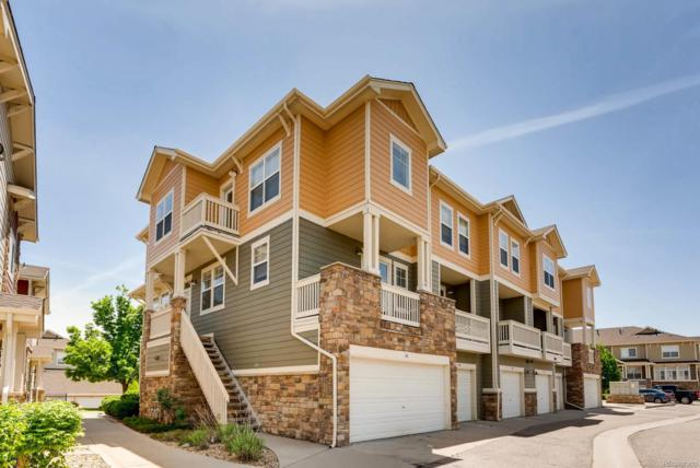 9558 Pearl Circle #101, Parker, CO 80134 (MLS #7008053) :: 8z Real Estate