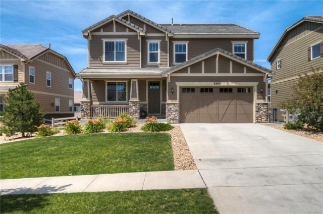 3383 Princeton Place, Broomfield, CO 80023 (MLS #7008425) :: 8z Real Estate