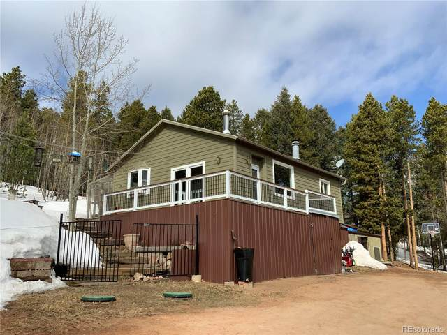 9123 S Gray Lane, Conifer, CO 80433 (#7008640) :: Bring Home Denver with Keller Williams Downtown Realty LLC