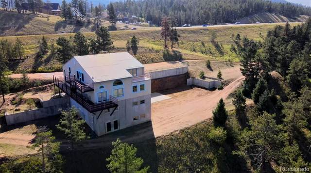 10550 Highway 73, Conifer, CO 80433 (#7008781) :: iHomes Colorado