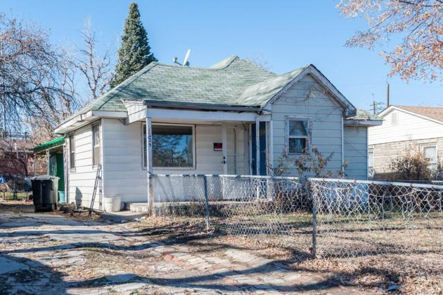 1225 S Mariposa Street, Denver, CO 80223 (#7008929) :: The Heyl Group at Keller Williams