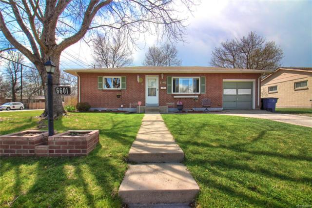 6601 Miller Street, Arvada, CO 80004 (#7009284) :: The Pete Cook Home Group